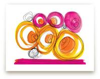 Whirlpools by Emine Ortega