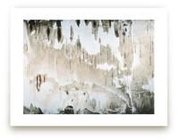 Textured Birch by Melanie Severin