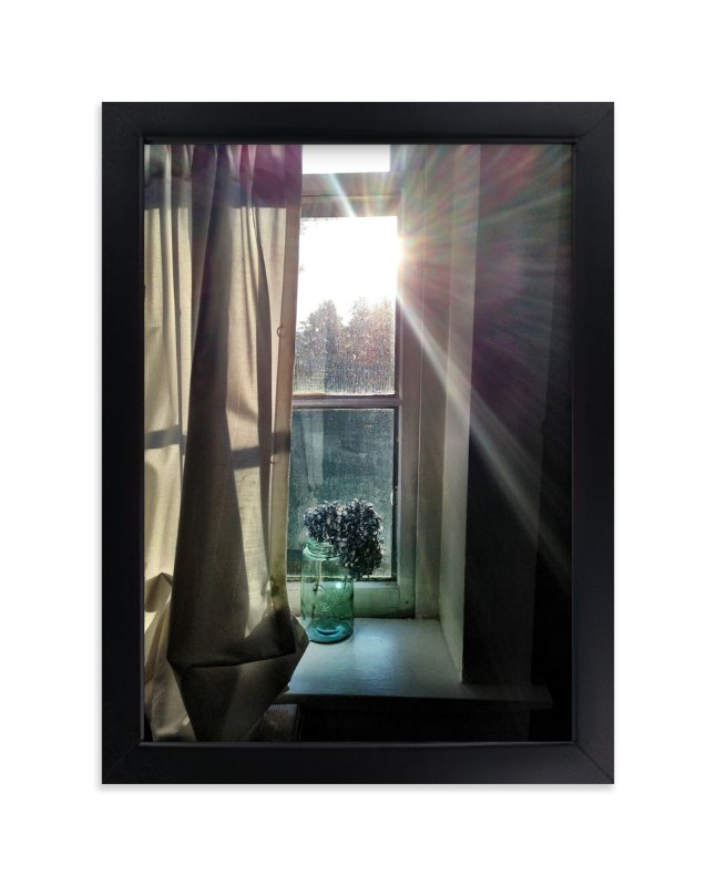 """""""Burgeon"""" - Art Print by Misty Hughes in beautiful frame options and a variety of sizes."""