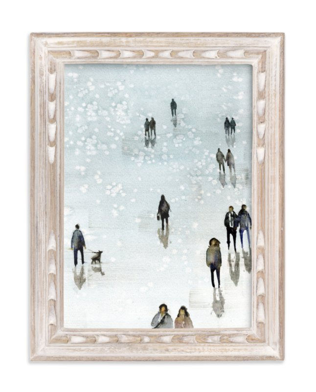 """Melancolia2"" - Art Print by Lulaloo in beautiful frame options and a variety of sizes."