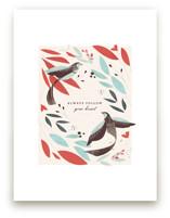 Birds of Winter by Lori Wemple