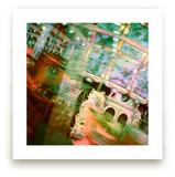 Carousel at Tilden Park by Skoodler Designs