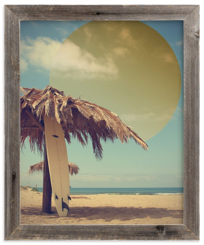 """San O Daydream"" - Art Print by Owl and Toad in beautiful frame options and a variety of sizes."