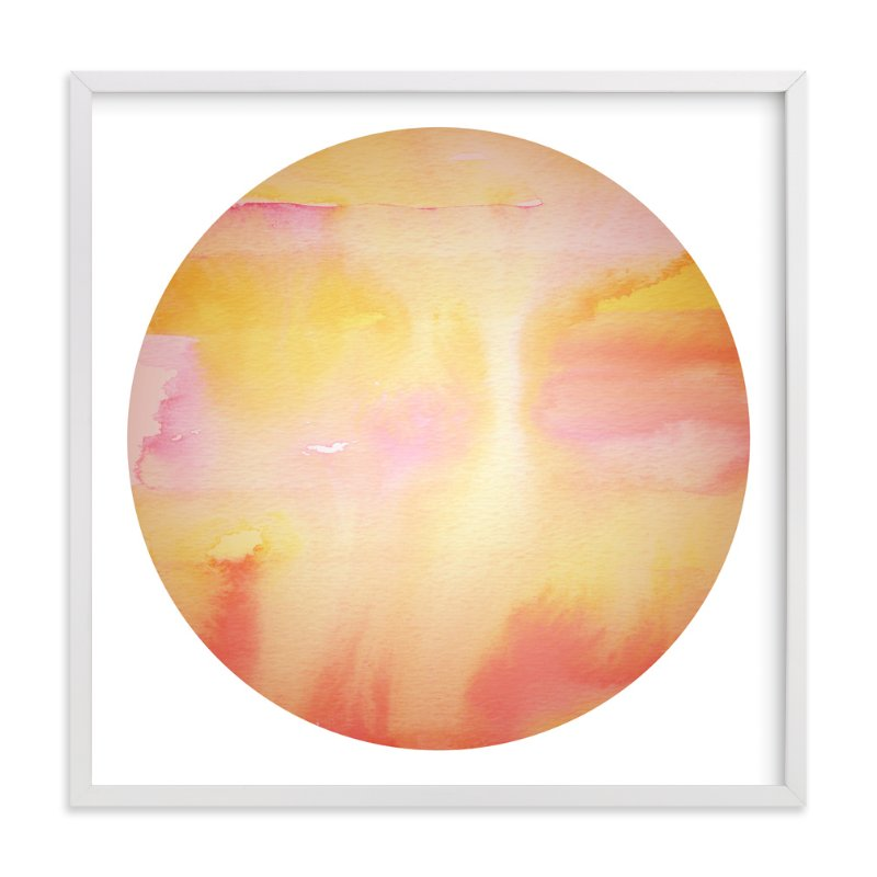 """Planetary"" - Art Print by Becky Nimoy in beautiful frame options and a variety of sizes."