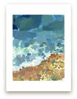 Ocean Shades by Carol Dysart