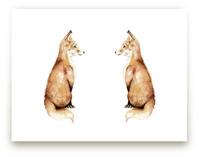 Fancy foxes