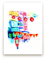 Chinatown 2 by Charlene Landry