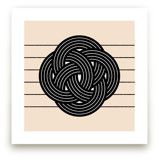 Striped Knot 1 by Kissyfish