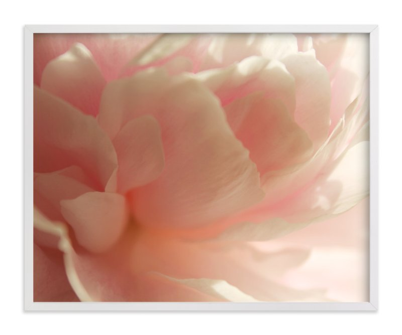 """""""Sweet Gesture II"""" - Art Print by Karen Kaul in beautiful frame options and a variety of sizes."""
