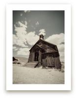 Buildings of Bodie, CA... by Kellie Medivitz
