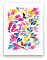 Energy of Leaves by Anna Marie Farmer