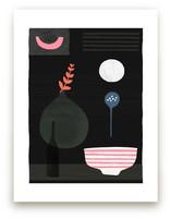 Night Hours II by Francesca Iannaccone