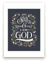 Psalm 46:10 by Jennifer Wick