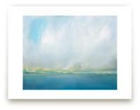 Divinity - Landscape by Julia Contacessi