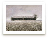 Rustic Moody Barn by Michelee Scott