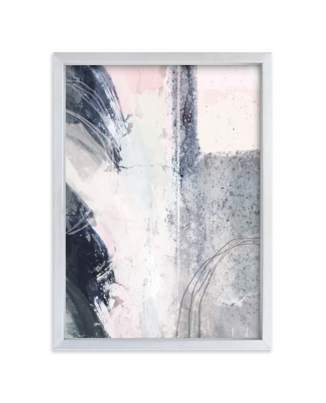 """""""StoneWash"""" - Art Print by Alison Jerry Designs in beautiful frame options and a variety of sizes."""