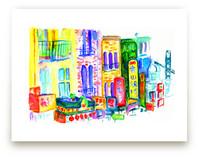 Chinatown 4 by Charlene Landry