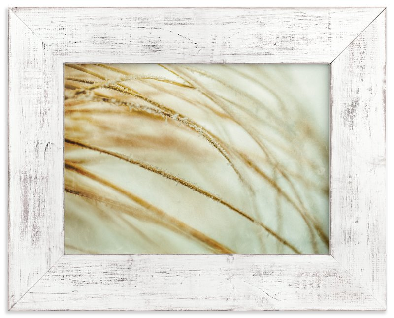 """""""Frosted Lakes"""" - Art Print by Stacy Kron in beautiful frame options and a variety of sizes."""