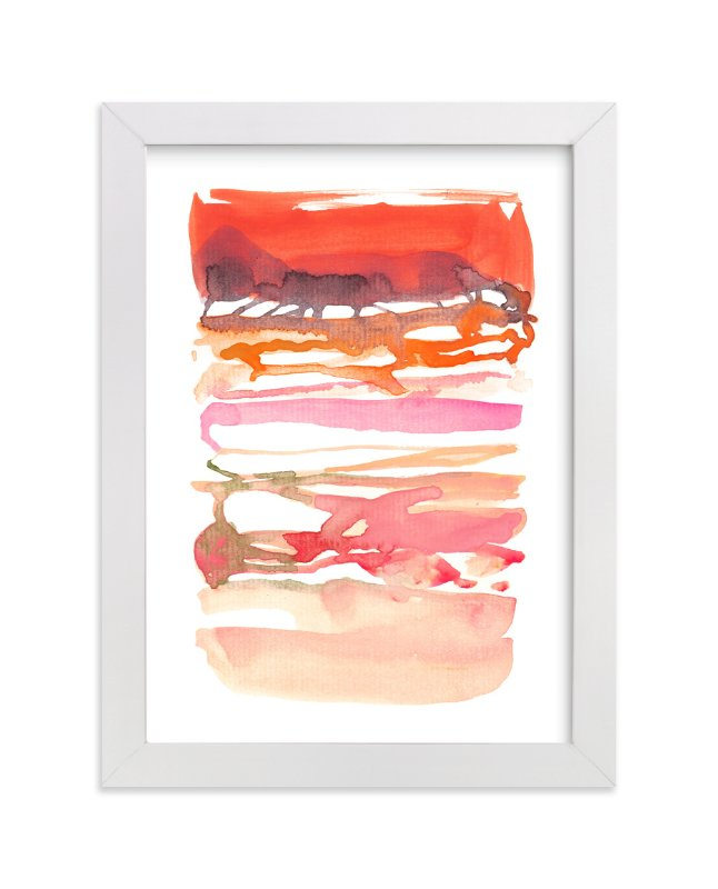 """""""Formation"""" - Art Print by Kelly Ventura in beautiful frame options and a variety of sizes."""