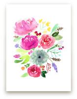 June's Blossom by Juliana Zimmermann