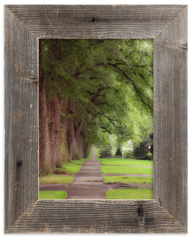 """""""The Street I Live On II"""" - Art Print by Erin Niehenke in beautiful frame options and a variety of sizes."""
