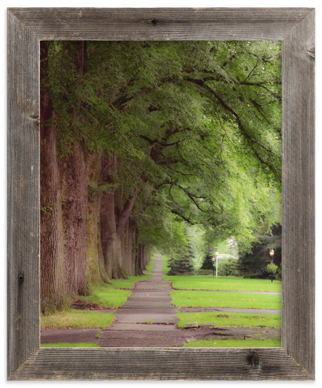 """The Street I Live On II"" - Art Print by Erin Niehenke in beautiful frame options and a variety of sizes."