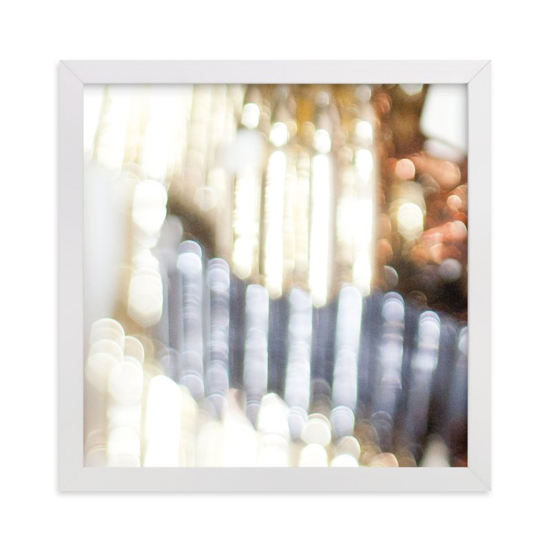 """""""Abstract Sparkle"""" - Art Print by Smile Peace Love in beautiful frame options and a variety of sizes."""