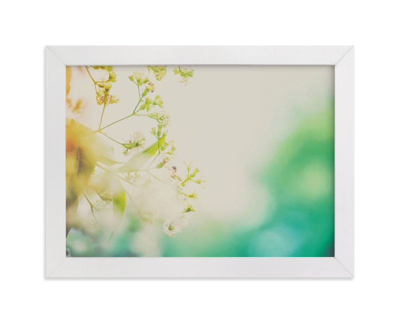 """""""Buds"""" - Art Print by Smile Peace Love in beautiful frame options and a variety of sizes."""