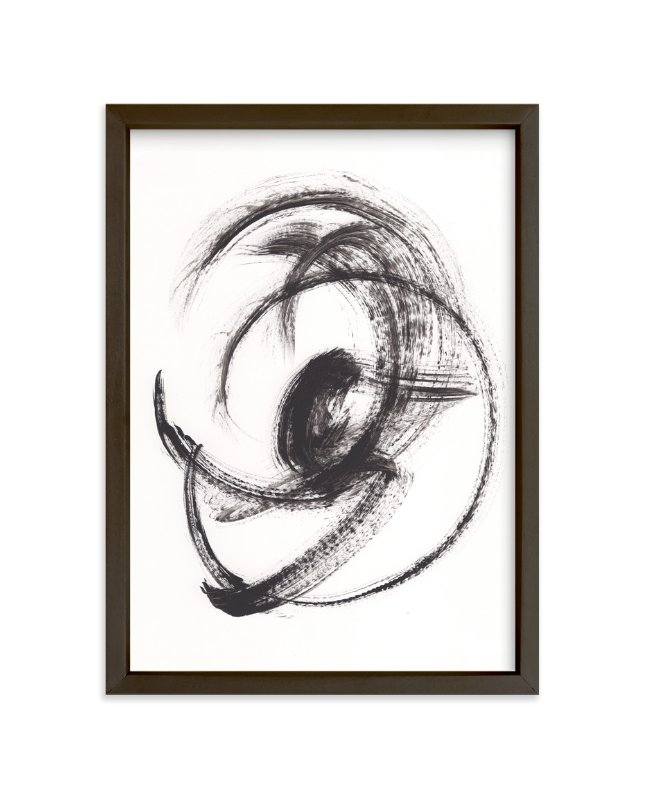 """""""Loop Hole"""" - Art Print by Misty Hughes in beautiful frame options and a variety of sizes."""