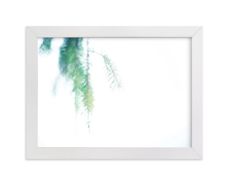 """""""Pine Study 4"""" - Art Print by Smile Peace Love in beautiful frame options and a variety of sizes."""