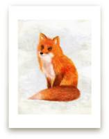 Mr. Fox by iamtanya
