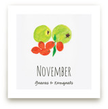 November Fruits by Kanika Mathur