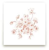 Bouquet Study I  by Jennifer Allevato