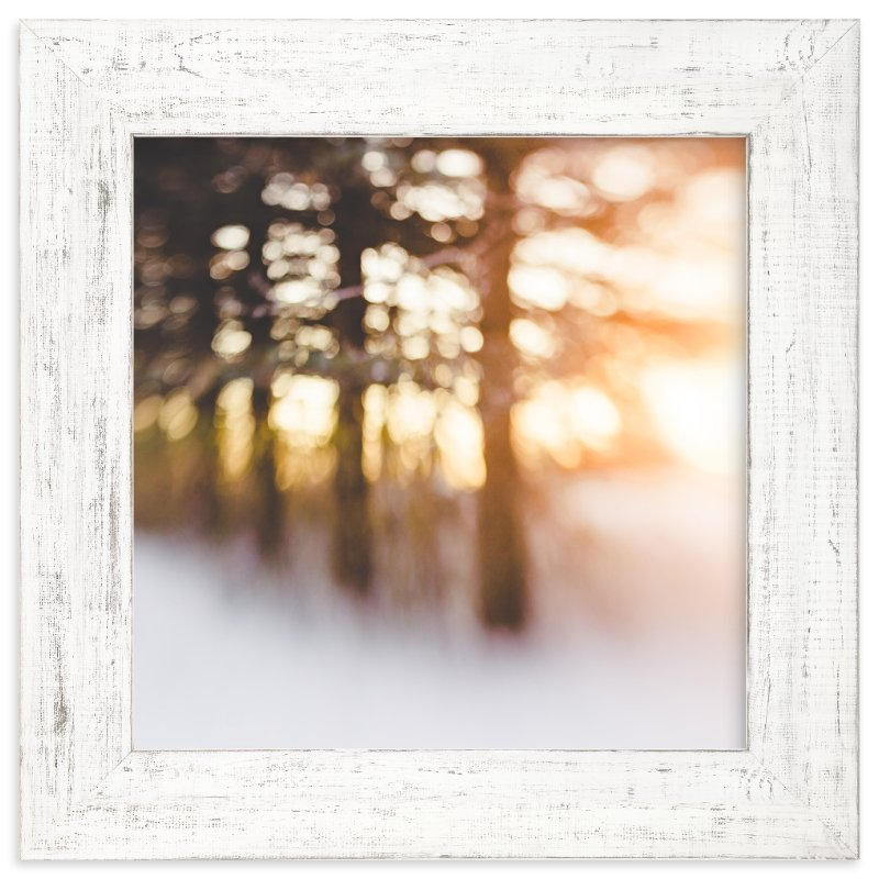 """Golden Dawn"" - Art Print by Stacy Kron in beautiful frame options and a variety of sizes."