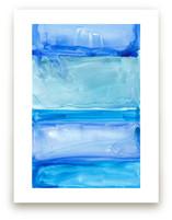Liquid Layers  Wall Art Prints