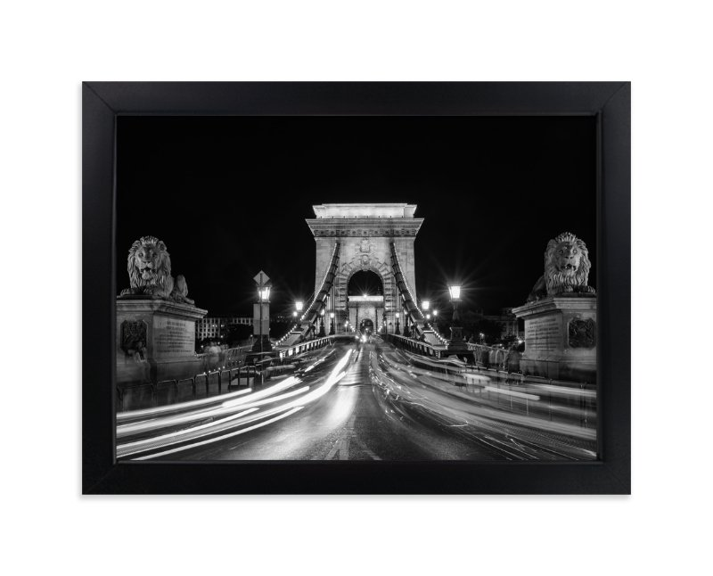 """""""Unchained"""" - Art Print by Mark Kirby in beautiful frame options and a variety of sizes."""