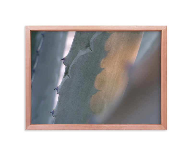 """Etched One"" - Art Print by Owl and Toad in beautiful frame options and a variety of sizes."