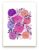 HAND PAINTED FLOWERS_4J by aticnomar