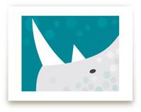 Rhinoceros by Aga