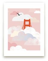 Golden Gate Fog by sue prue