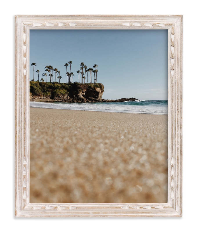 """""""Grains Of Sand"""" - Art Print by Christian Florin in beautiful frame options and a variety of sizes."""