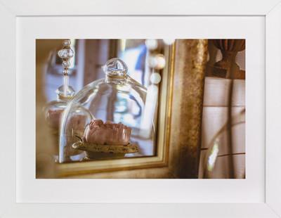 Mirror View  Art Print