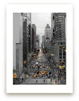 Down onto 8th Avenue by van tsao