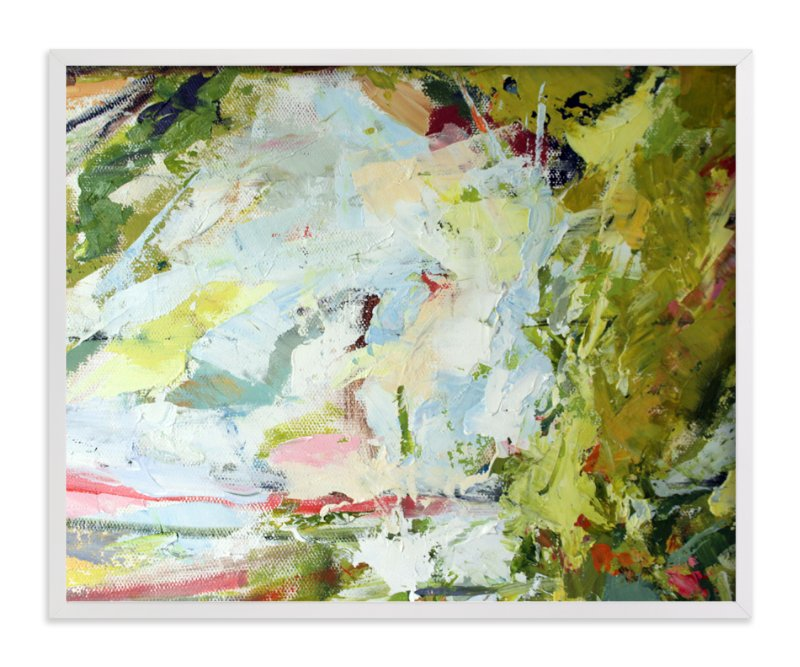 """""""Tunnel Vision"""" - Art Print by Lisa Procter in beautiful frame options and a variety of sizes."""