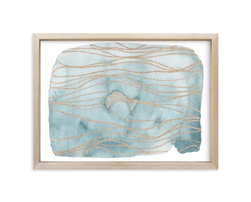 """""""Meditations"""" - Art Print by Melinda Denison in beautiful frame options and a variety of sizes."""