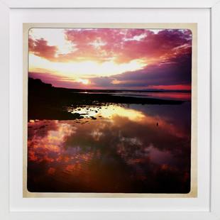 Irish Sunset 2  Art Print