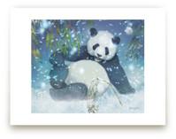 Snow Garden by Tracy Ann