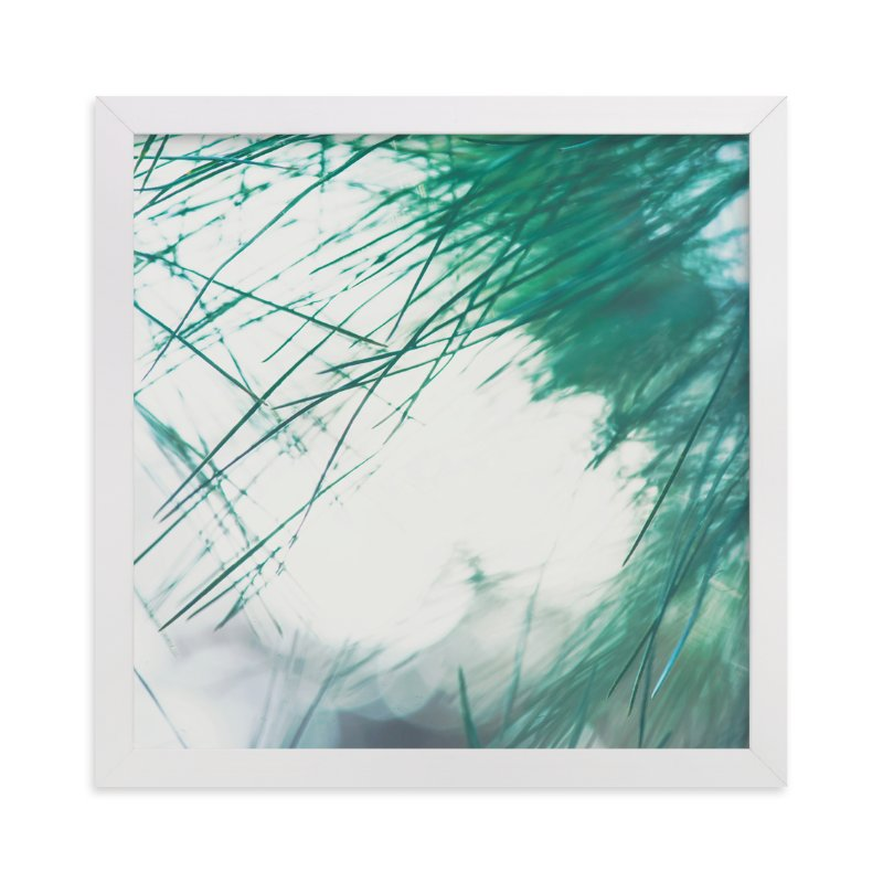 """""""Pine Study 2"""" - Art Print by Smile Peace Love in beautiful frame options and a variety of sizes."""