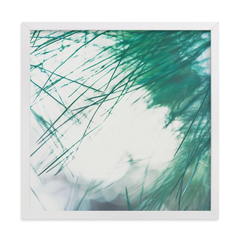 """Pine Study 2"" - Art Print by Smile Peace Love in beautiful frame options and a variety of sizes."