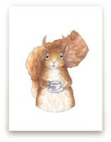 Proper Squirrel